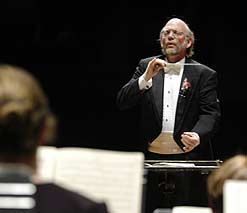 Kenneth Andrews Conducting